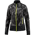 Nike Flex Trail Laufjacke Damen schwarz