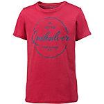 Quiksilver Printshirt Jungen rot