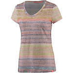 prAna Portfolio Funktionsshirt Damen gelb/orange