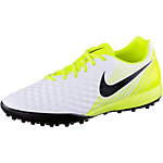 Nike MAGISTA ONDA II TF Fußballschuhe Herren weiß/gelb