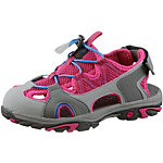 Jack Wolfskin Lakewood Cross Outdoorsandalen Kinder azalea red