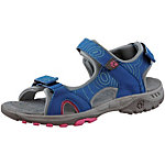 Jack Wolfskin Lakewood Cruise Outdoorsandalen Kinder peacock blue