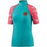 Billabong Capsule Surf Shirt Damen grün/rosa