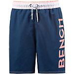 Bench Boardshorts Jungen blau/rot