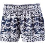 Roxy Shorts Mädchen blau/weiß