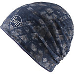 BUFF Coolmax 2-Layers Hat Insect Shield Beanie dunkelblau
