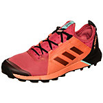 adidas Terrex Agravic Speed Laufschuhe Damen pink / orange