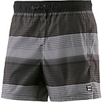 Billabong All Day Geo Layback Badeshorts Herren schwarz/grau