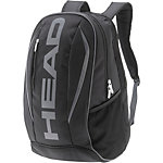HEAD Team Backpack LTD Tennisrucksack schwarz/grau