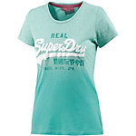 Superdry T-Shirt Damen mint
