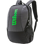 Wilson Burn Topspin Tennisrucksack green/lime