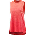 adidas Tanktop Damen orange/melange