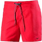 Nike Badeshorts Herren bright crimson