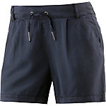 Only Poptrash Shorts Damen dunkelblau