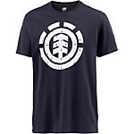 Element Ikat Fill T-Shirt Herren navy