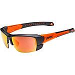 Uvex sportstyle 309 Sportbrille schwarz/orange