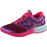 ASICS NOOSA FF Laufschuhe Damen PRUNE/GLACIER SEA/ROUGE RED