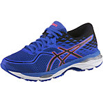 ASICS GEL-CUMULUS 19 Laufschuhe Damen BLUE PURPLE/BLACK/FLASH CORAL