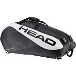 HEAD Tour Team 12R Monstercombi Tennistasche schwarz/weiß