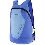 CMP Packable 15L Wanderrucksack blau