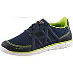 VAUDE TVL Easy Sneaker Herren grau/gelb