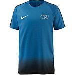 Nike CR7 Funktionsshirt Kinder blau/silber