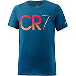 Nike CR7 T-Shirt Kinder blau
