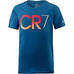 Nike CR7 T-Shirt Herren blau