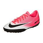 Nike Mercurial X Victory VI Fußballschuhe Kinder pink / weiß