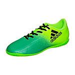 adidas X 16.4 Fußballschuhe Kinder neongrün / grün