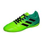 adidas ACE 17.4 Fußballschuhe Kinder neongrün / grün