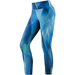 Nike Power Epic Run Crop Lauftights Damen navy/blau