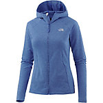The North Face Tasaina Sweatjacke Damen blau
