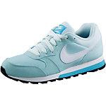 Nike WMNS MD RUNNER 2 Sneaker Damen hellblau