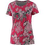 GARCIA T-Shirt Damen rot