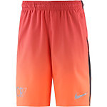 Nike CR7 Funktionsshorts Kinder orange/silber