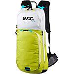 EVOC CC 10 Fahrradrucksack weiß/gelb