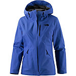 The North Face Dryzzle Hardshelljacke Damen blau