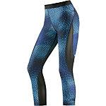 Nike Pro Hypercool Tights Damen blau/schwarz