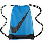 Nike Turnbeutel blau/schwarz