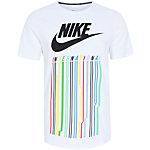 Nike International 1 T-Shirt Herren weiß