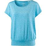 VENICE BEACH Ria T-Shirt Damen petrol/melange