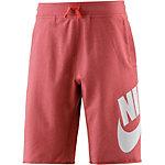 Nike Shorts Jungen rot