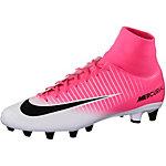 Nike MERCURIAL VICTORY VI DF AGPRO Fußballschuhe Herren pink/weiß
