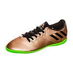 adidas Messi 16.4 Fußballschuhe Kinder bronze / grün