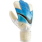 Nike Torwarthandschuhe weiß/blau