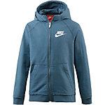 Nike Kapuzenjacke Jungen blau