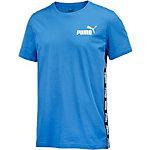 PUMA Power Rebel T-Shirt Herren blau