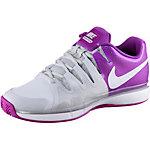 Nike Zoom Vapor 9.5 Tour Clay Tennisschuhe Damen grau/lila