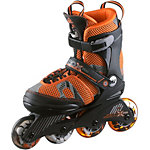 K2 SK8 Hero X Pro Fitness Skates Kinder orange/schwarz